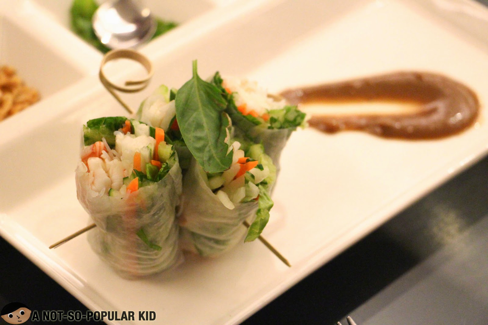 The Vietnamese Spring Rolls of Cafe Astoria