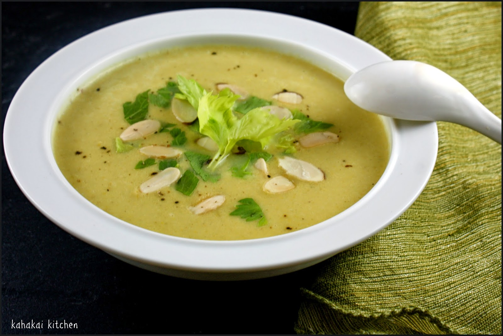 : Curried Cream of Celery Soup, Unique and Flavorful for Souper (Soup ...