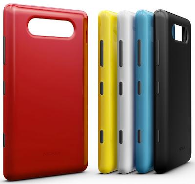 Nokia Lumia 820 - Cases