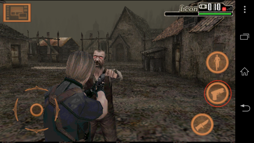 Download Game Resident Evil 4 APK Untuk Android Terbaru Full DATA Offline