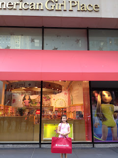 American Girl Place 5th Ave