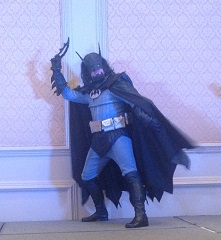 Klingon, Batman, Concarolinas, costume, image