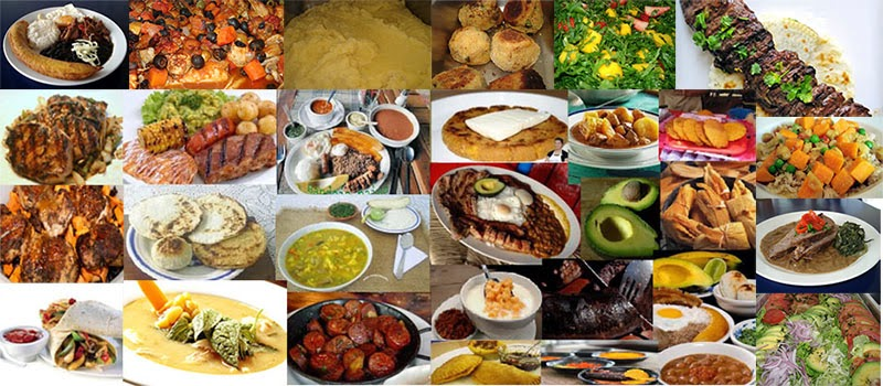 Los hermanos alimentos t picos de m xico for Elementos de cocina bogota