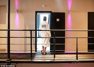 Prison Transformed Into Luxury Hotel