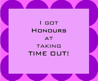 Taking Time Out Honors