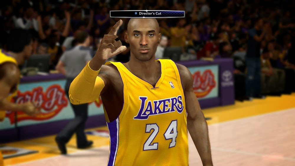 NBA 2K14 Realistic Kobe Bryant Cyberface (Final) - NBA2K.ORG