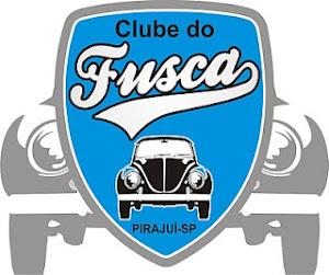 FUSCA CLUBE DE PIRAJUÍ-SP