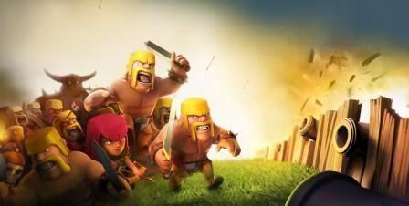 Clash of Clans Game, game terbaik, game strategi terbaik