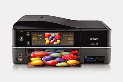 epson artisan 835 printer driver for mac