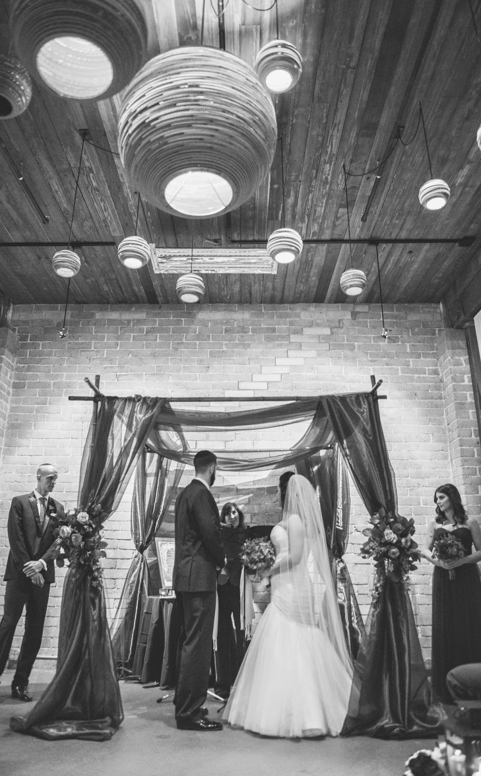 Chuppah - Seattle wedding