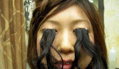 worlds longest eyelashes world amazing