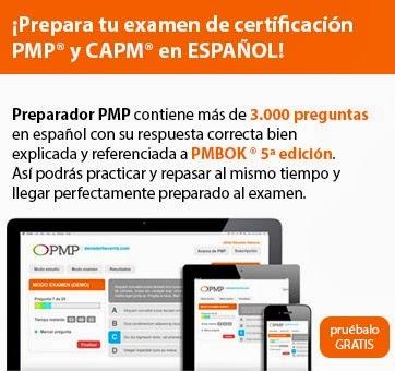 Preparador PMP