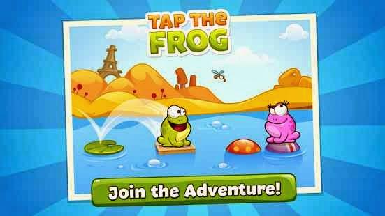 Tap the Frog (Kurbağa Oyunu) Android resimi
