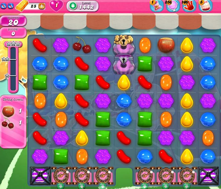 Candy Crush Saga 1442