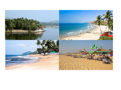 Goa holiday packages from Delhi