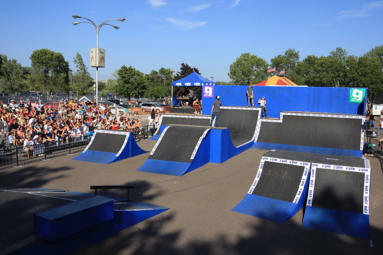 3rd lair demo team mobile skatepark 3rd lair skatepark - Skateboard mobel ...