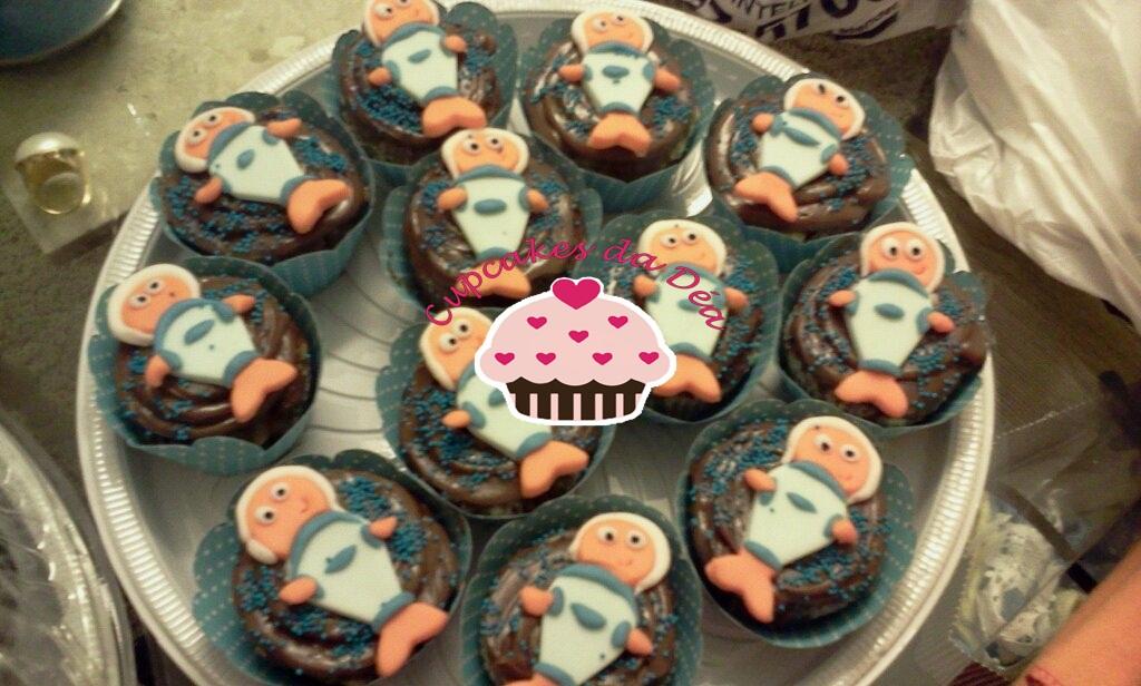 Cupcake Do Peixonauta Para O Paulo V  Tor