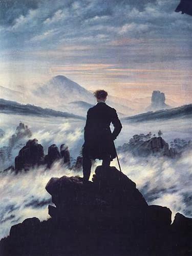 """""""Un mar de boira on s'emmiralla el sol cobreix totes les valls del país."""" (Roger Mas)"""