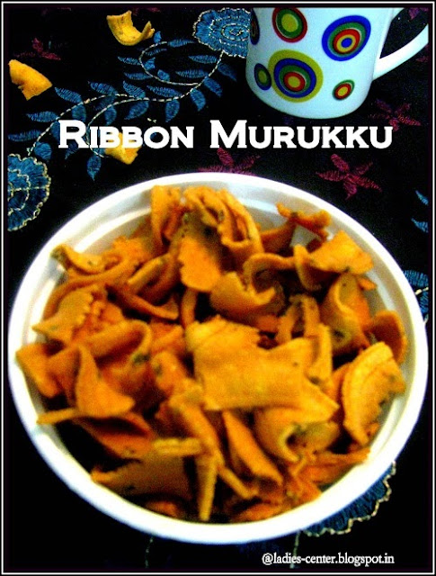 Ribbon Pakoda