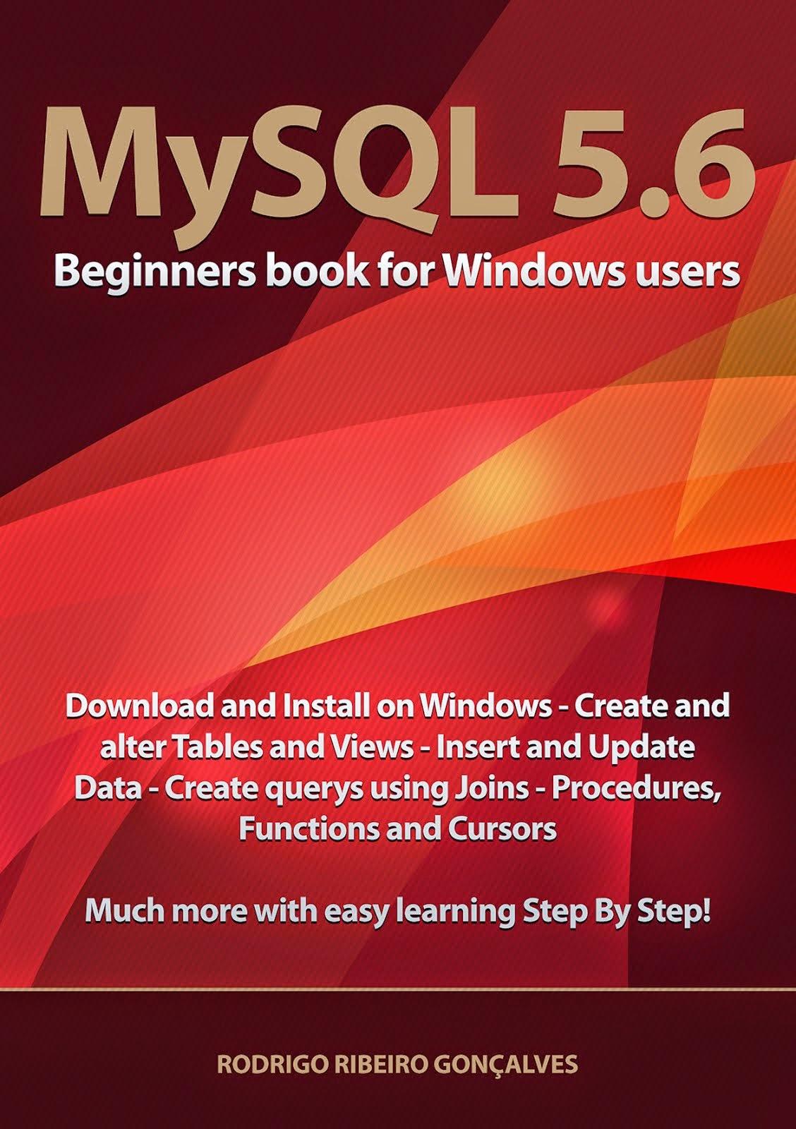 MySQL 5.6 - Beginners Book