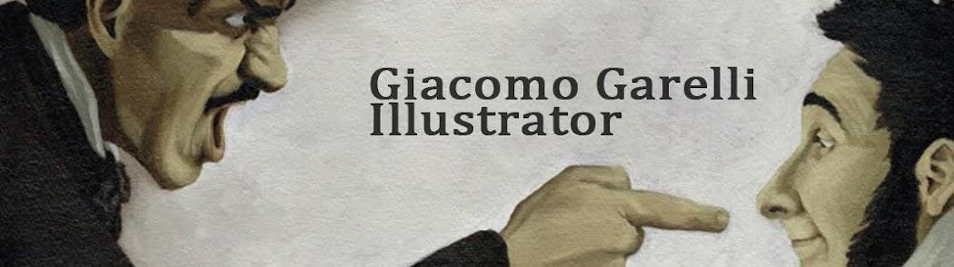 Giacomo Garelli Illustratore