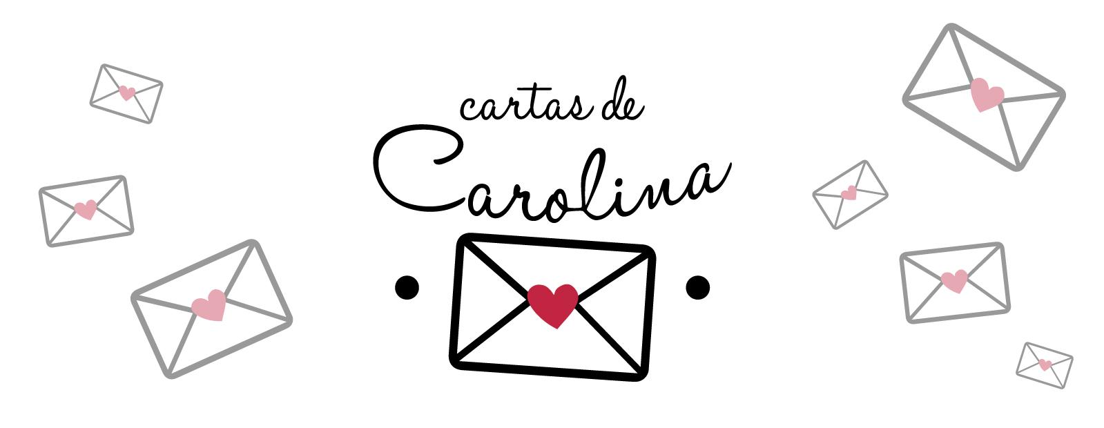 Cartas de Carolina