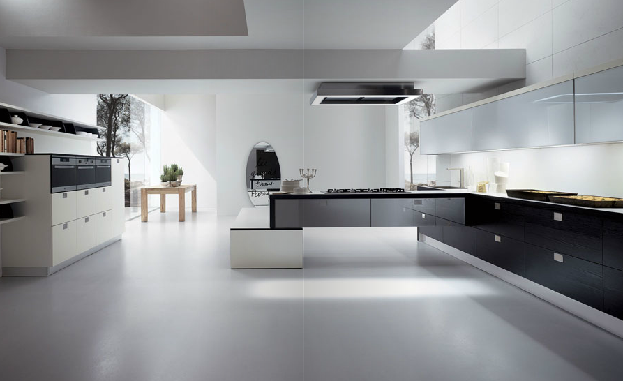 Cuando la zona de cocción es el centro de mando - Cocinas con estilo
