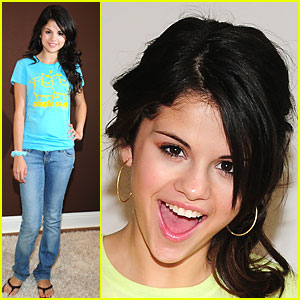 Selena Gomez Long Hairstyles