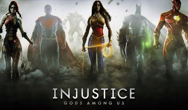 Injustice Of God Among Us Apk