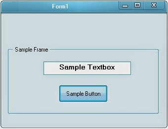 Free Download 10 Skin Visual Basic 6.0