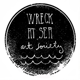 WRECK AT SEA