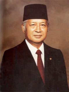 Cerita Mistis Sesaat Sebelum Pemakaman Soeharto