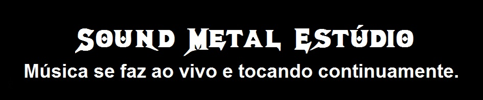 Sound Metal Estúdio