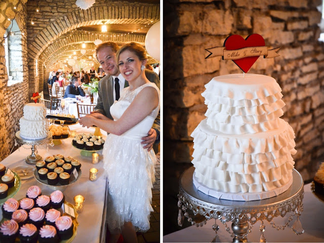 Wedding Cake and Cupcakes in the Twin Cities - Cocoa & Fig