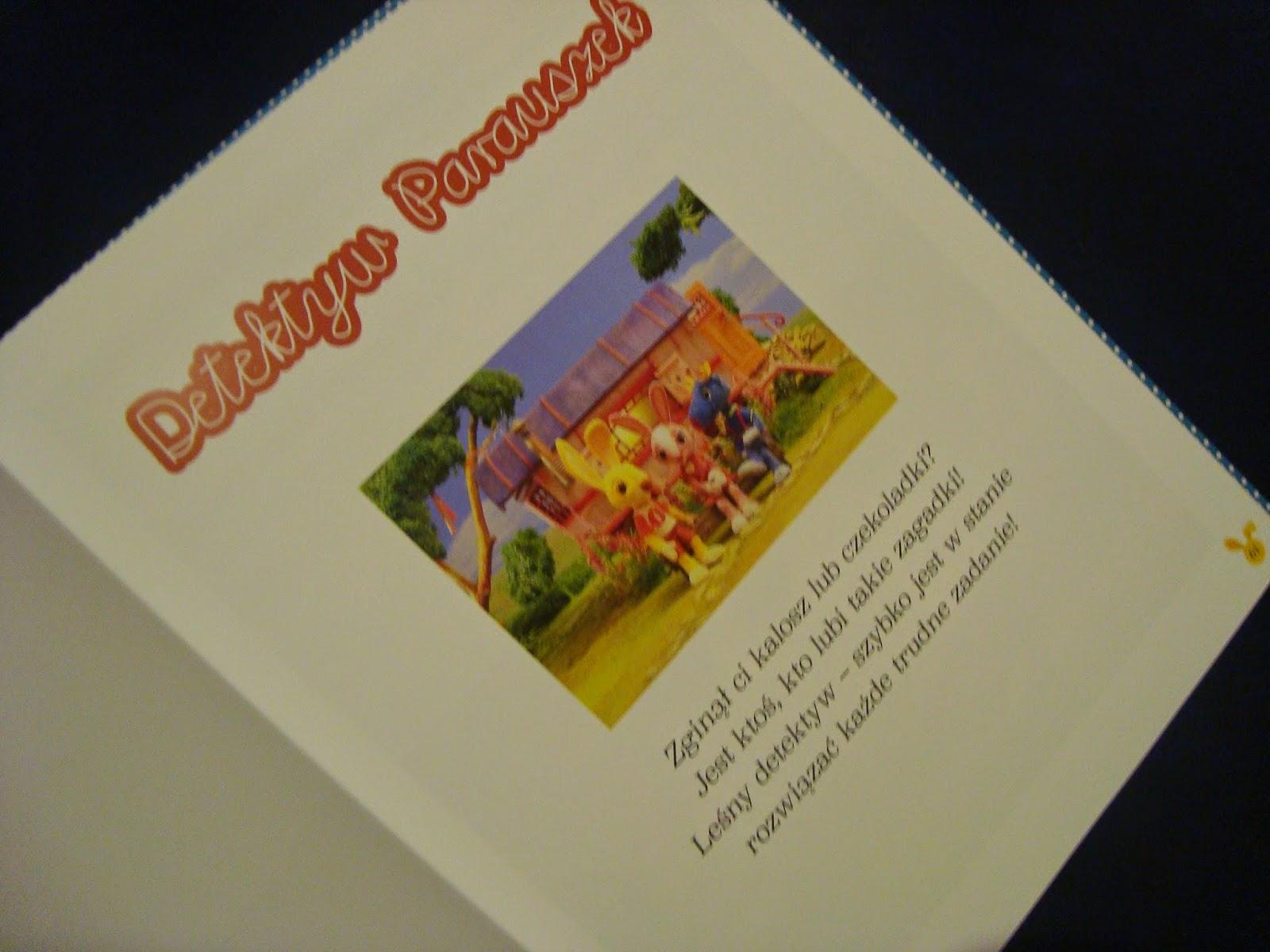 Parauszek i przyjaciele, książka,ilustracje