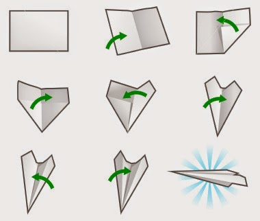 how to make a real paper airplane