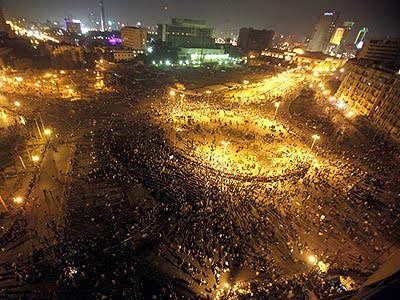 Tahrir, New Protests In Egypt