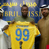 PHOTOS: TRANSFER - Djibril Cisse Joins Qatari Side Al Gharafa On Loan