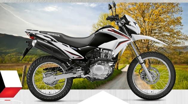 Motos Honda 2015