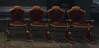Theater Chair Row
