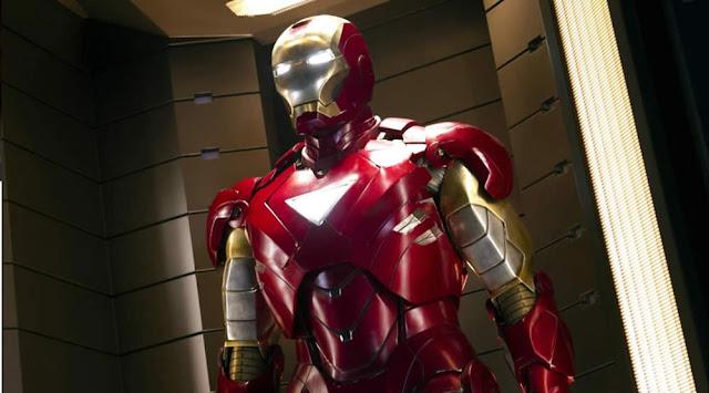Homem de Ferro 3, Os Vingadores