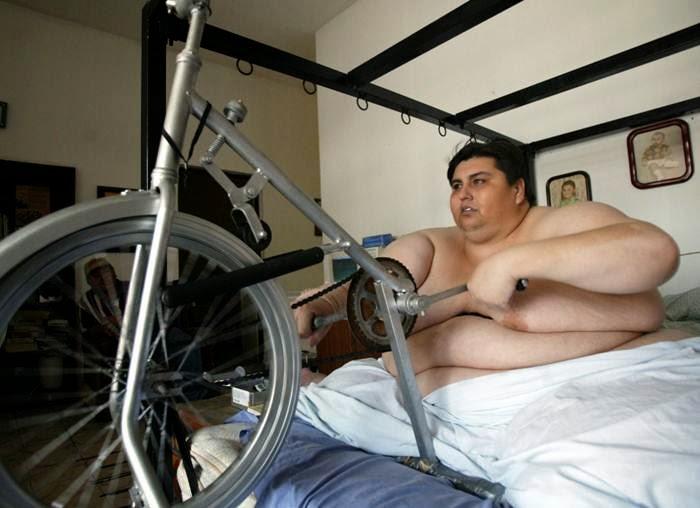 Hombre Mas Gordo Del Mundo Mexico Hombre Más Obeso Del Mundo