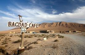 OCTOBER'S TOP COLUMN: NSFW - At the Baghdad Café with Margrét...