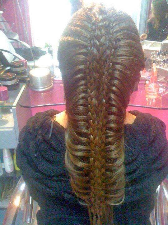 New  Style Mermaid-braid For Long Hair