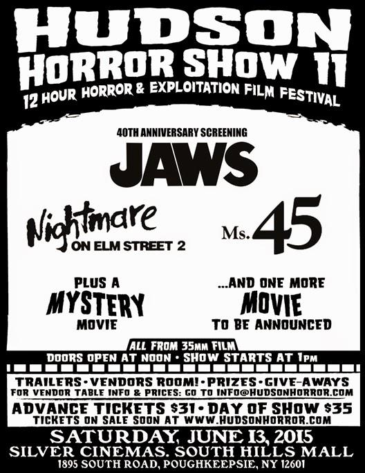 Hudson Horror Show XI