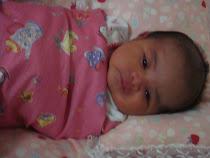 Atierul 2nd luvly baby~lil princess Nur Damia Delisha