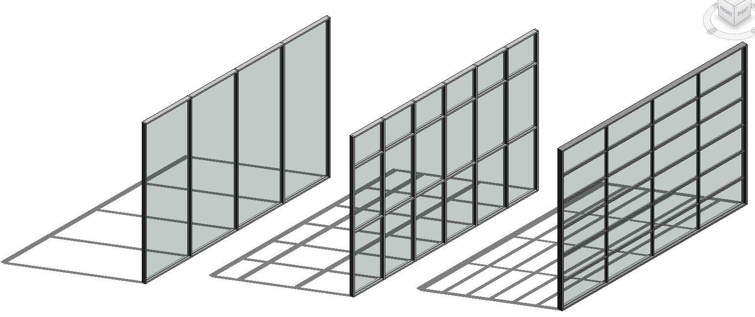 Revit Curtain Wall : Revit windsurfer alternative uses for curtain walls