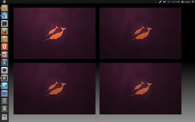 Change number of workspaces in Ubuntu natty