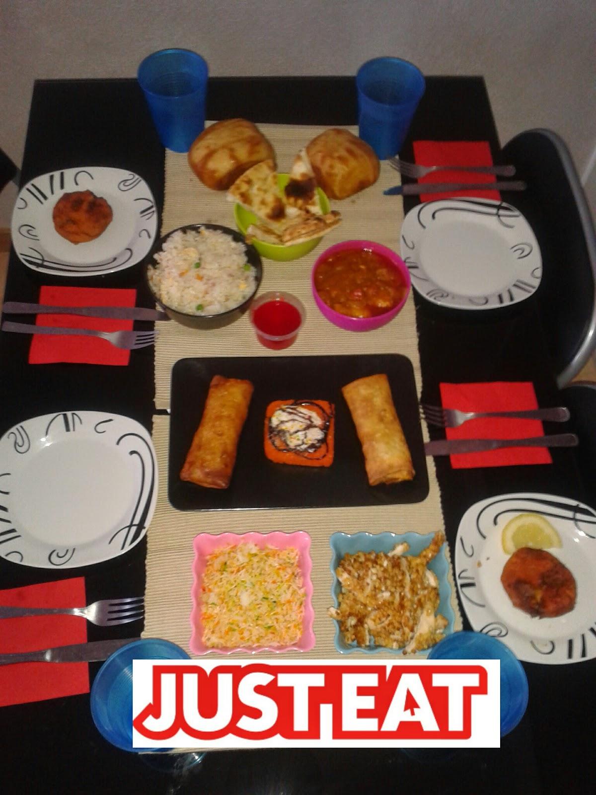 Con Just Eat Ya No Hay Que Cocinar Paperblog