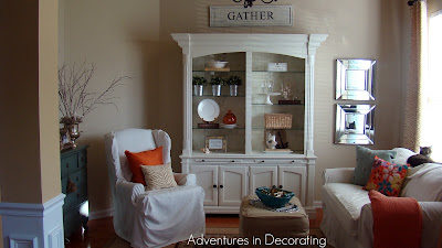 sittingdeb1 Traditional ranch style home tour in Myrtle Beach, SC